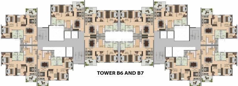 Images for Cluster Plan of Shapoorji Pallonji Joyville