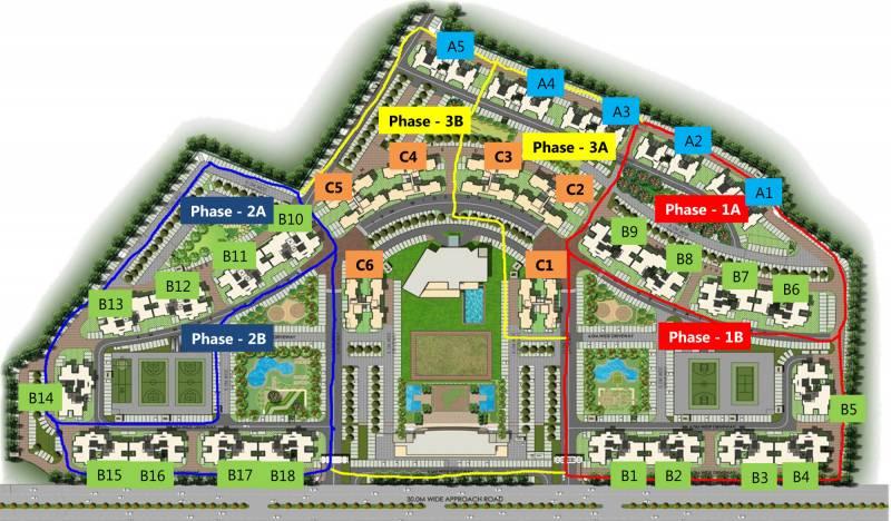 Images for Master Plan of Shapoorji Pallonji Joyville