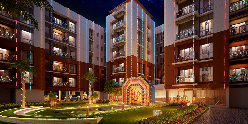 Images for Elevation of Vinayak White Meadows