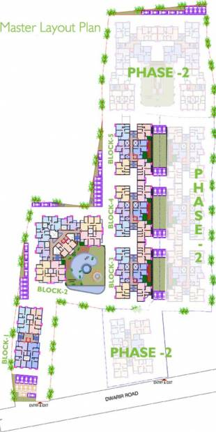 Images for Master Plan of Vinayak White Meadows