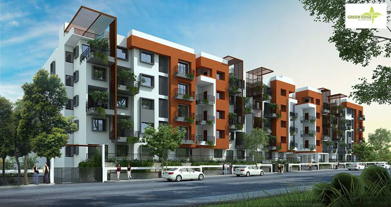 Images for Elevation of Samprasiddhi Green Edge