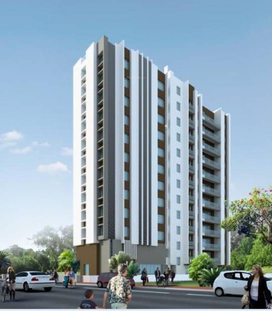 Images for Elevation of GPT Poorvi Apartment