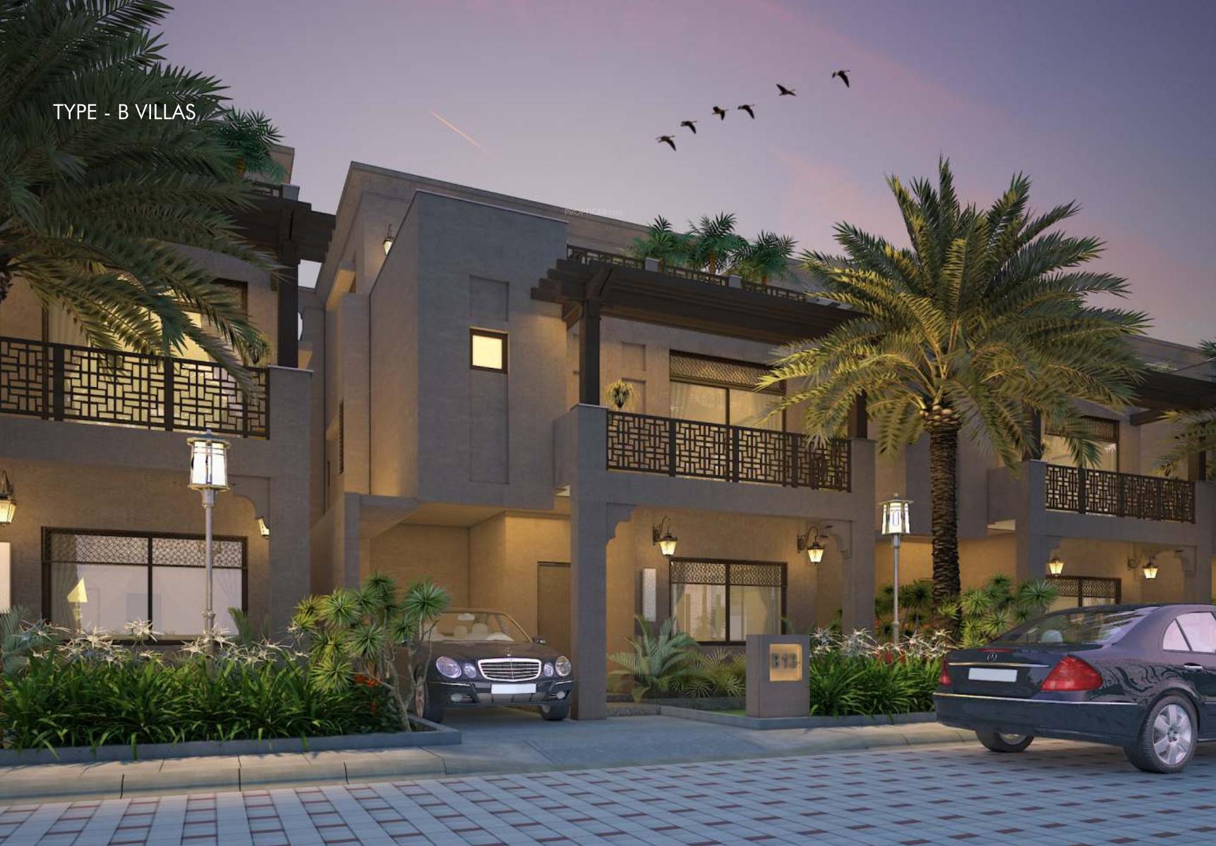 4900 Sq Ft 4 Bhk 5t Villa For Sale In Srk Infra The
