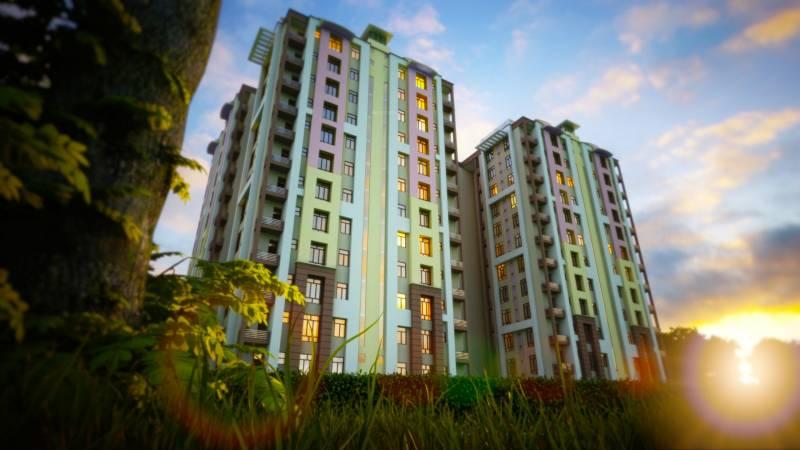 greens Images for Elevation of Aftek Greens