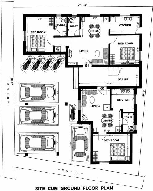 Images for Cluster Plan of Afraah Spring Field