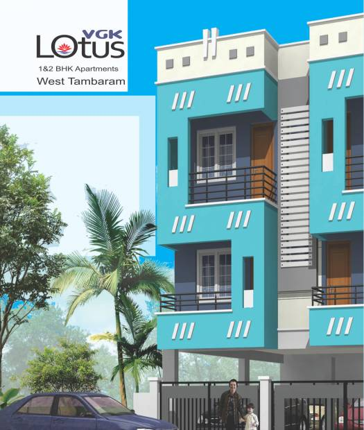 Images for Elevation of VGK Lotus