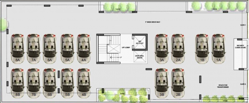 Images for Cluster Plan of Shri Aviar