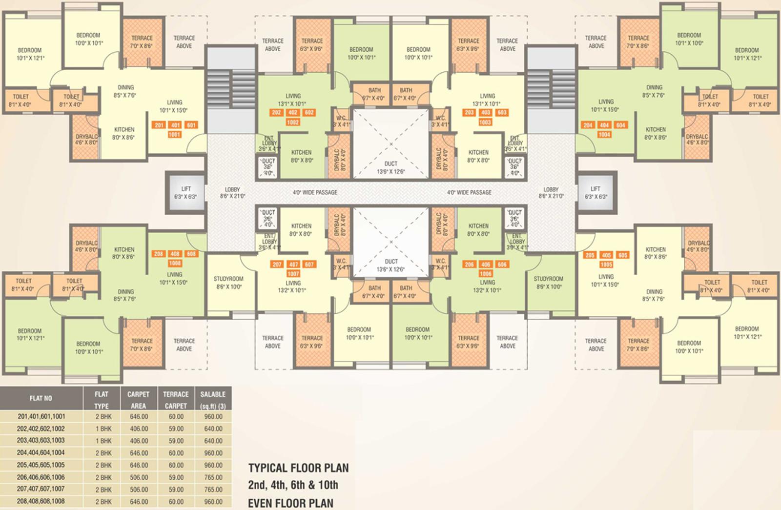 Zenith Utsav Residency in Wagholi, Pune - Price, Location Map, Floor ...