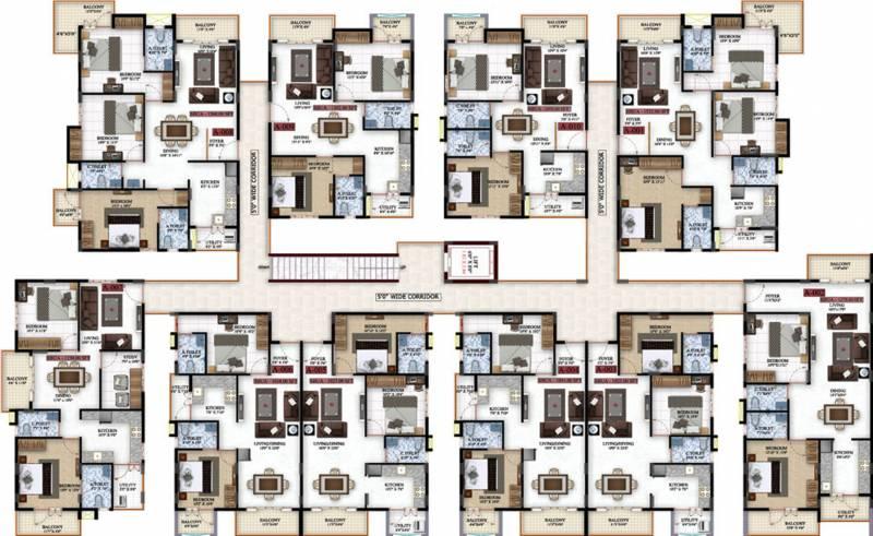 Images for Cluster Plan of Saibya Sterling