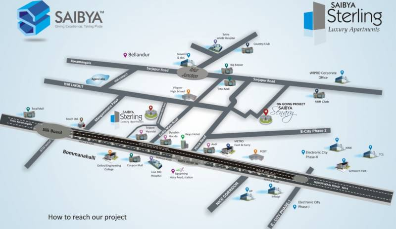 Images for Location Plan of Saibya Sterling