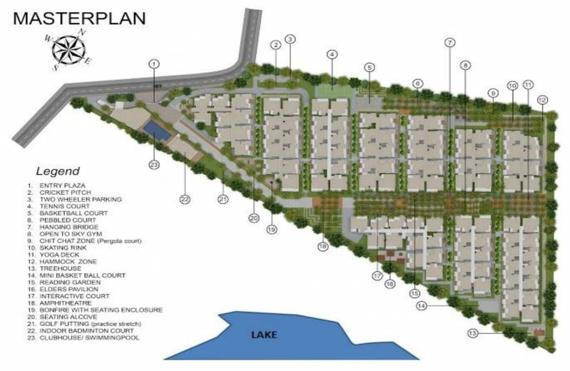 Images for Master Plan of Mana Tropicale
