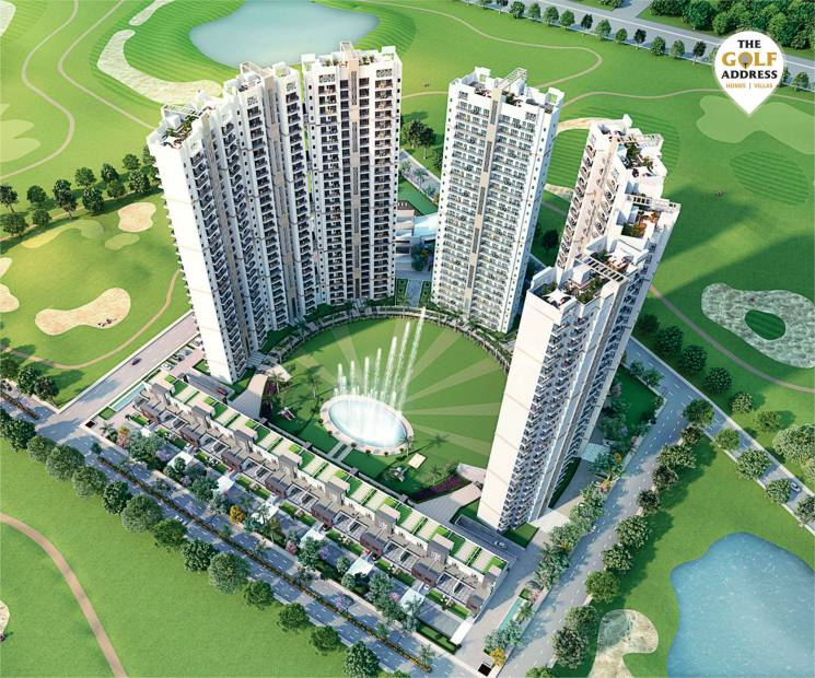 Images for Elevation of The Antriksh The Golf Address