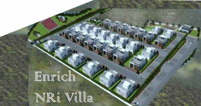 Images for Layout Plan of Enrich NRI Villa