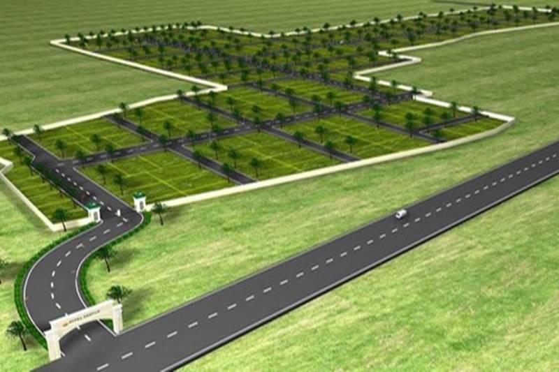Images for Layout Plan of Enrich NRI Villa