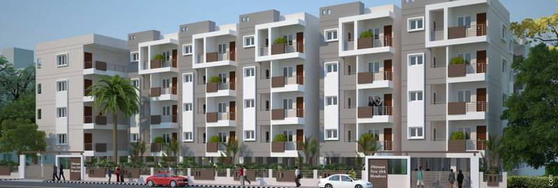 Images for Elevation of Dhiraan Newyork Meadows