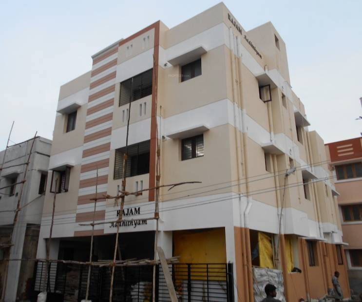 Images for Elevation of Rajam Aadhithyam Block I