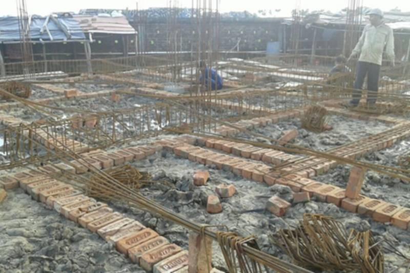 Images for Construction Status of Riya Manbhari Swarna Bhoomi