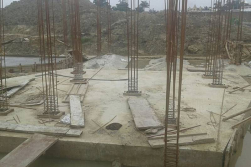 Images for Construction Status of Riya Manbhari Swarna Bhoomi