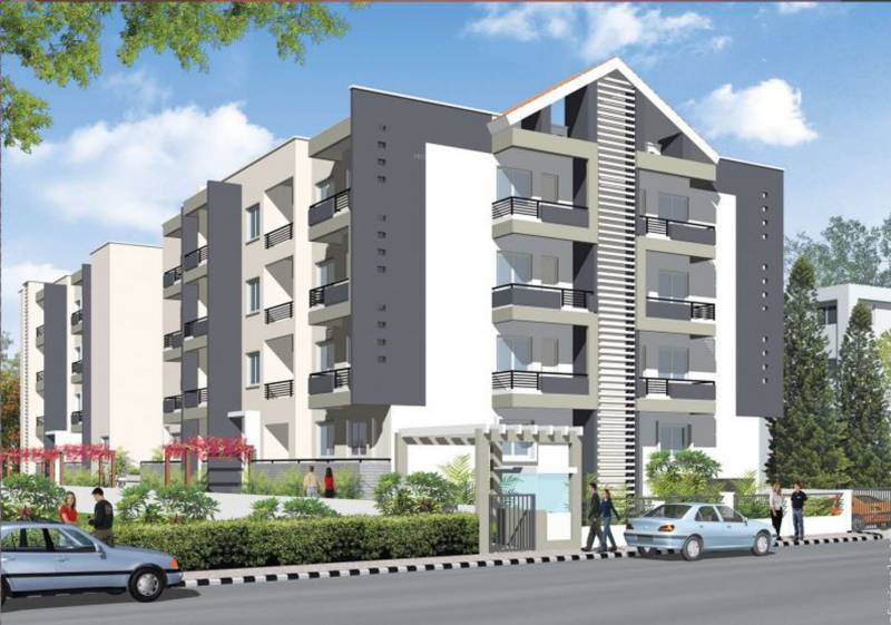 Images for Elevation of Adithya Group Brindha Residency