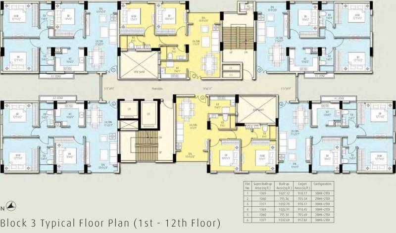 Images for Cluster Plan of Amit Realty and Shree RSH Group The Ecos