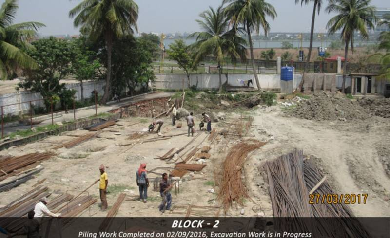 Images for Construction Status of Amit Realty and Shree RSH Group The Ecos