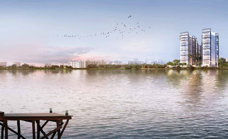 Images for Elevation of Amit Realty and Shree RSH Group The Ecos