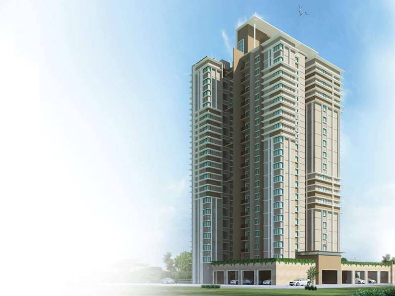 Images for Elevation of Salarpuria Sattva Luxuria Heights