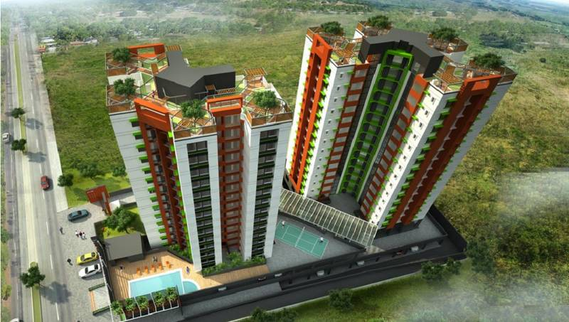 emerald Images for Elevation of PVS Builders And Developers Emerald