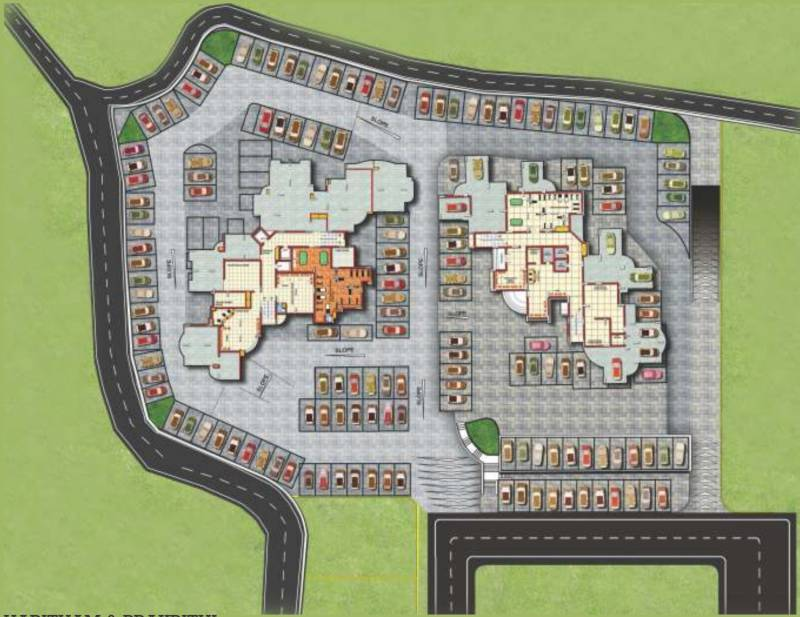 haritham Images for Master Plan of  Haritham