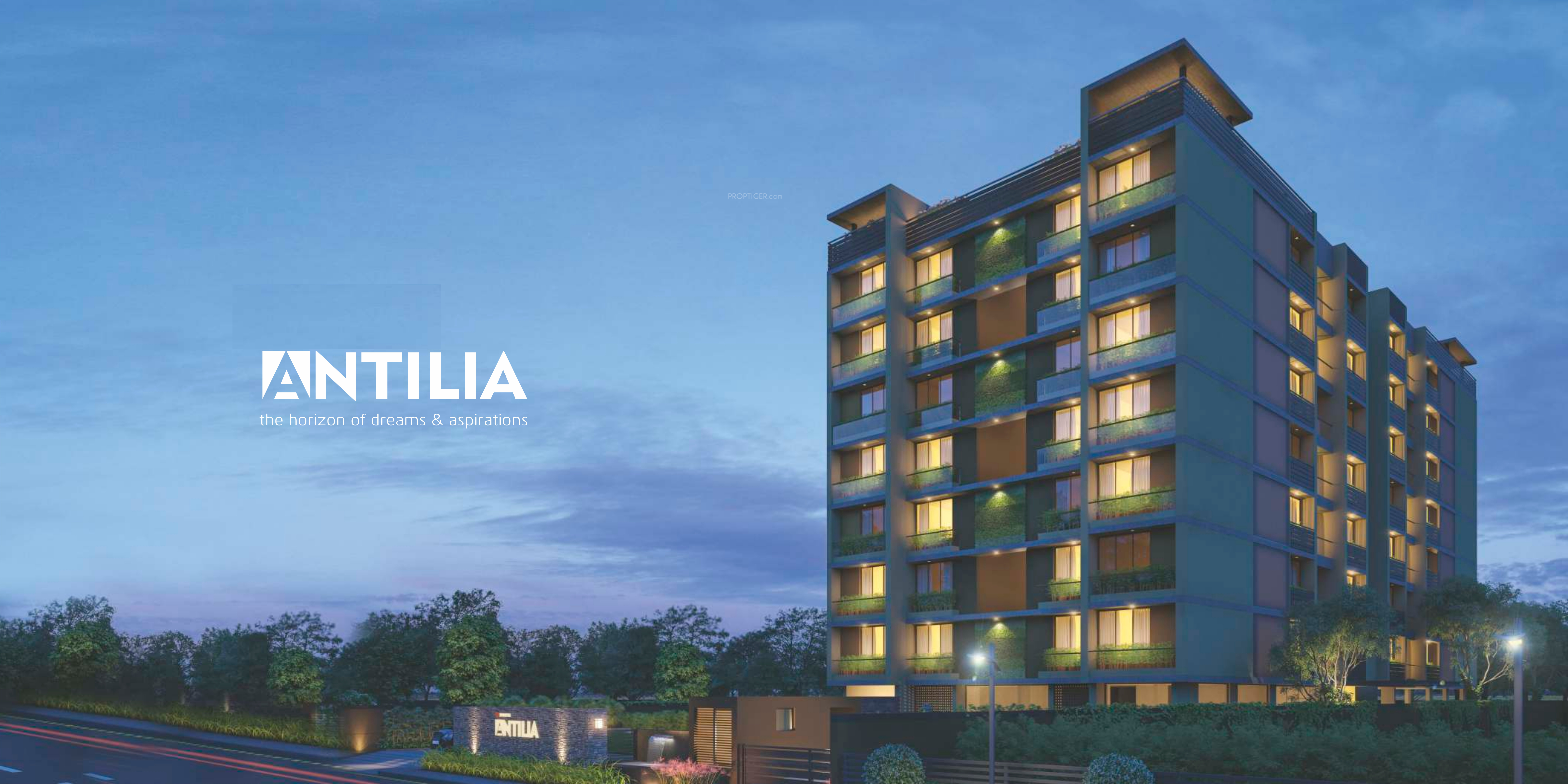 Shreeya Antilia In Thaltej Ahmedabad Price Location