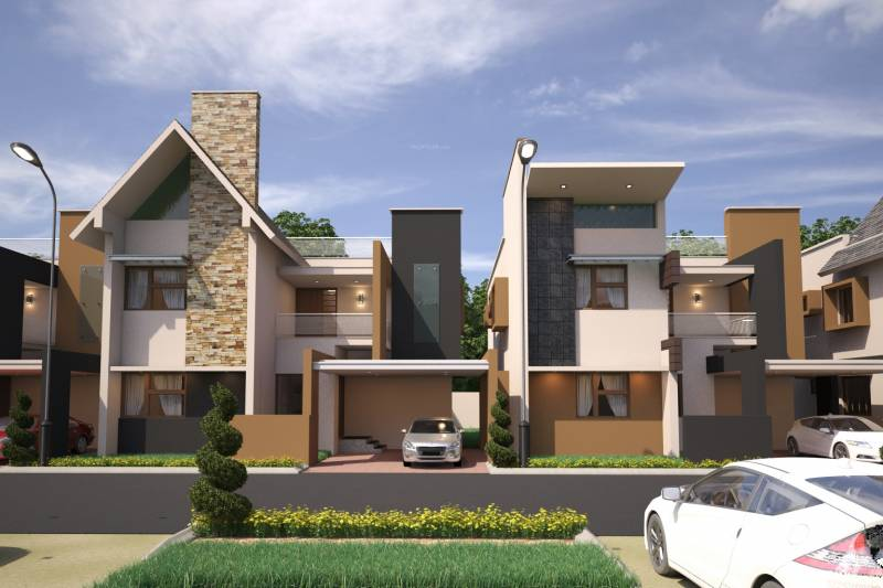 Images for Elevation of Kaushik Bharathi Paradise
