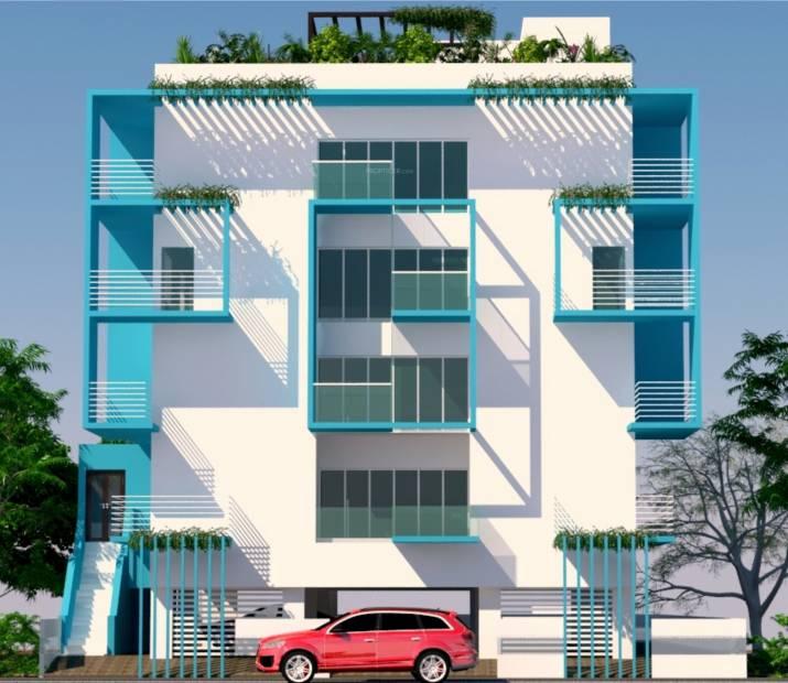 Images for Elevation of Vaishnavi Blue Square