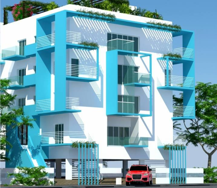 Images for Elevation of Vaishnavi Blue Square