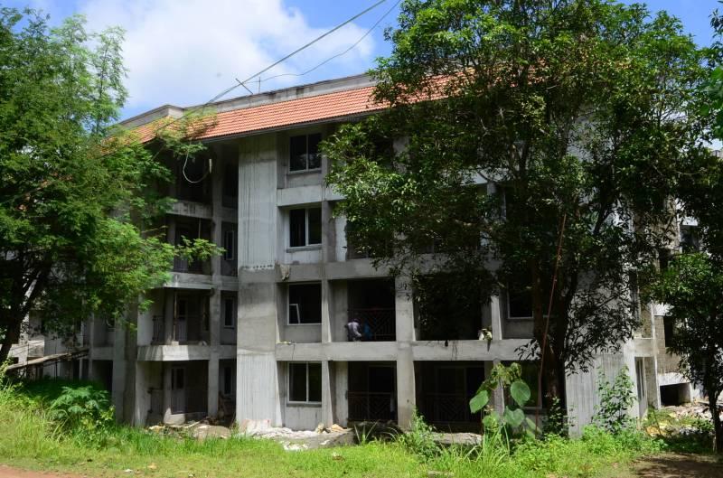 Images for Construction Status of Infra Verandah Gardens