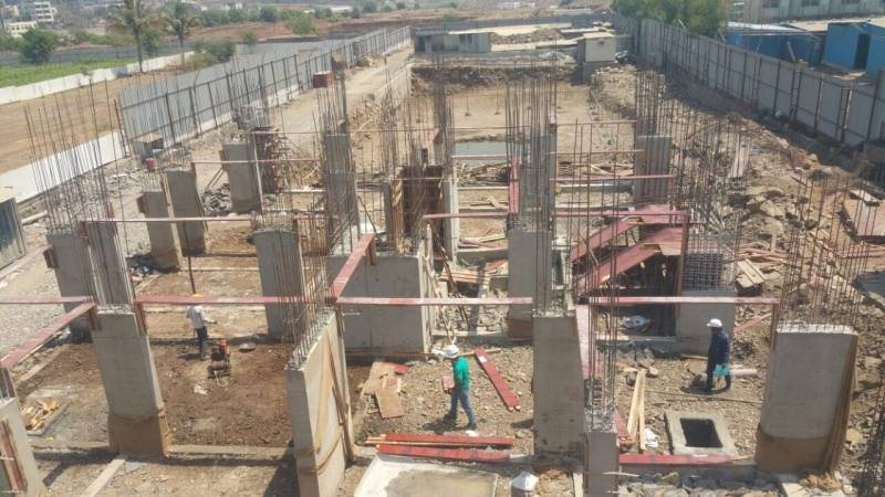 Images for Construction Status of Gagan Utopia