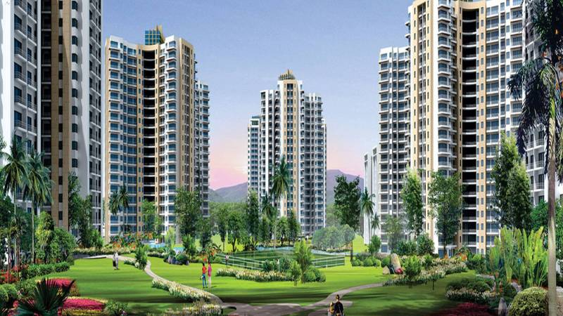 Images for Elevation of Yatharth Delhi Heights