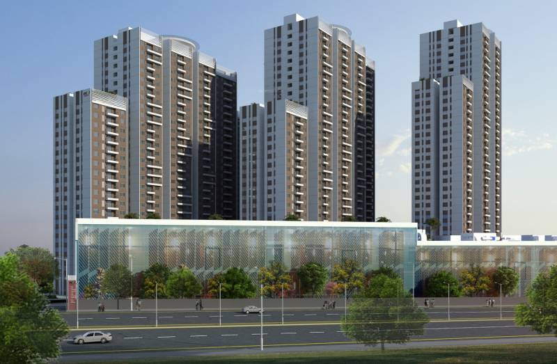 Images for Elevation of Incor One City