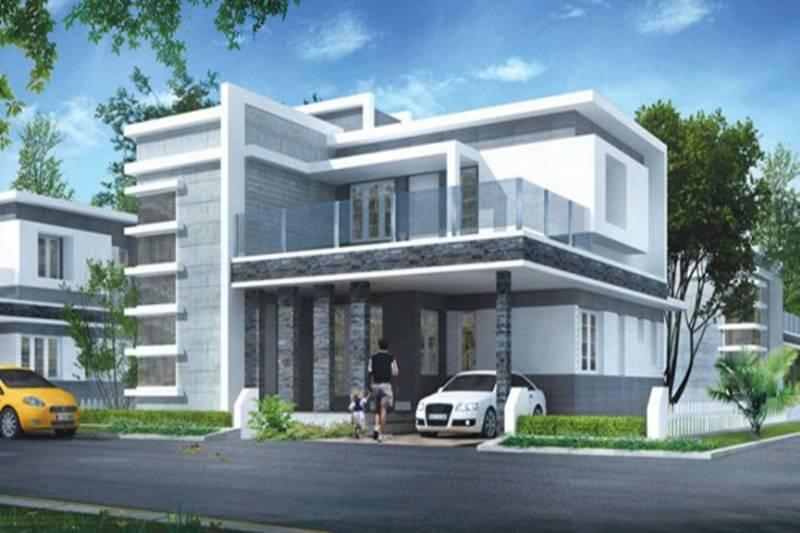 Images for Elevation of VC Hills Smart Villas
