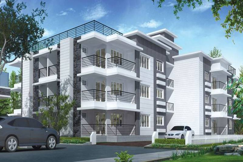 Images for Elevation of VC Hills Apartments