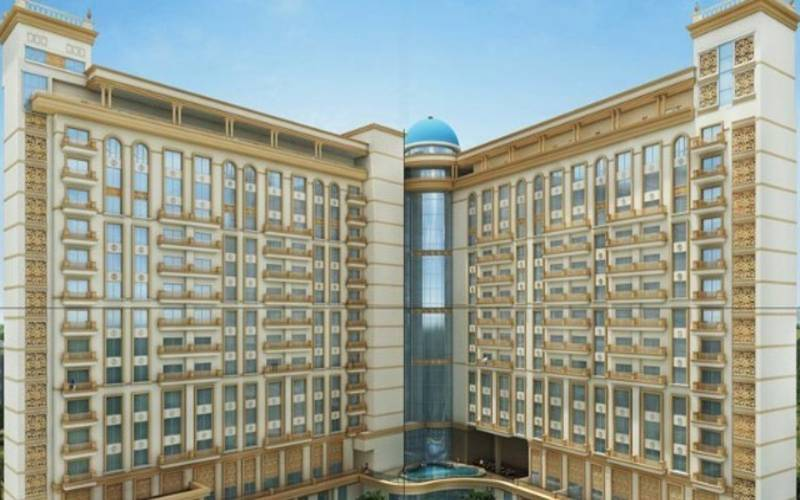 Images for Elevation of Tulsiani Palacio Imperial White