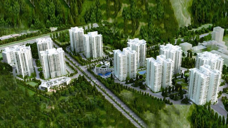signature-homes Images for Elevation of Godrej Signature Homes