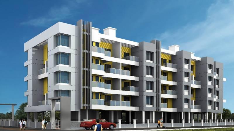 645 sqft 1 bhk Apartment Prasun Homes Sai Radha Other
