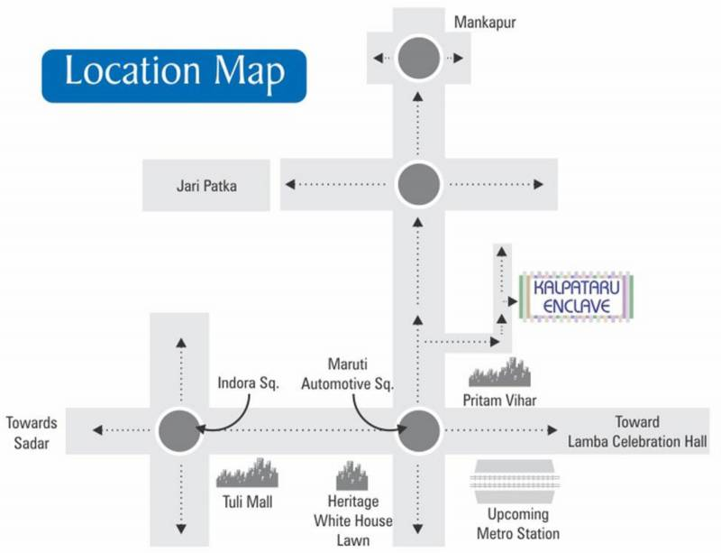Images for Location Plan of Kwality Enclave
