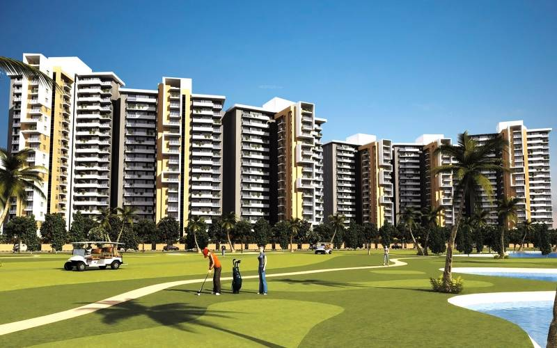 Images for Elevation of Tulsiani Golf View Apartments