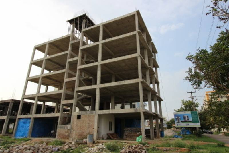 Images for Construction Status of Modi Deepa Dhruva Heights