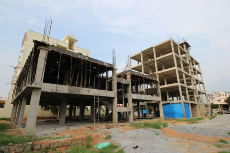 Images for Construction Status of Modi Deepa Dhruva Heights