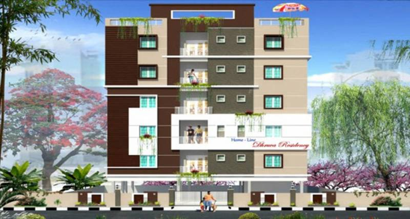 Images for Elevation of Modi Deepa Dhruva Heights