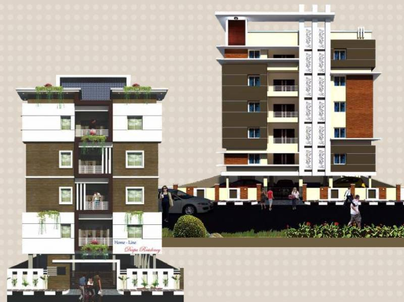 Images for Elevation of Modi Deepa Dhruva Heights
