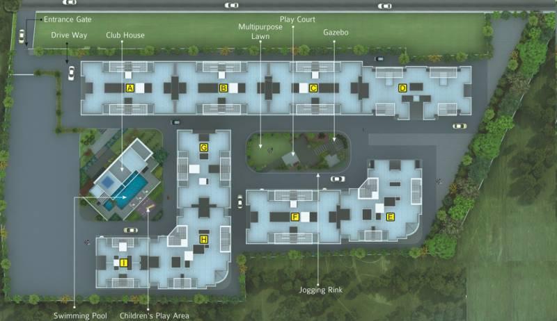 Images for Site Plan of Vivanta Vivantalife Vishakha