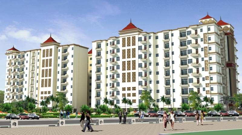 Images for Elevation of Preet Rohit Residency